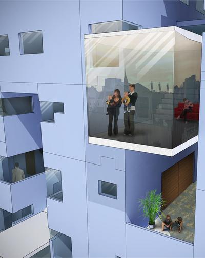 Analog-ic Housing
