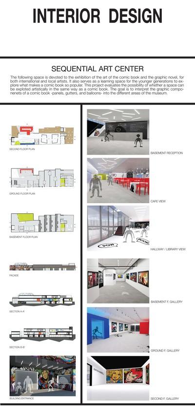 Sequential Art Center