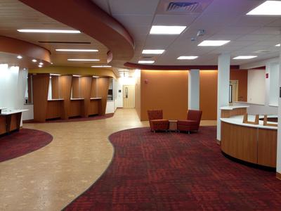 Winans Wellness Center at Rowan University
