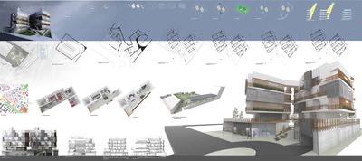 High density housing