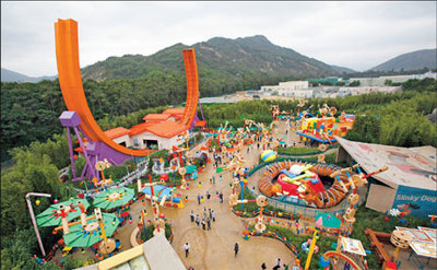 Toy Story Land - Hong Kong Disneyland