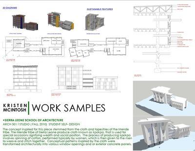 Sierra Leone School of Architecture