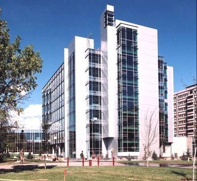 University of Calgary Information & Communication Technology Building
