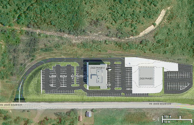 PA State Police Fleet Fuel Station and Site Development