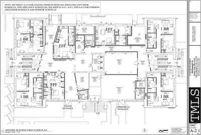McDonogh 16 Home for the Aged