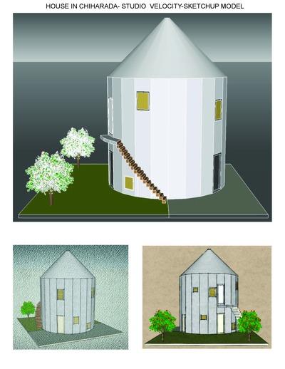 House in Chiharada-Studio Velocity