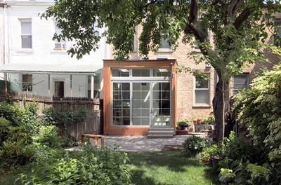 Renovation and Addition - Greenpoint Townhouse