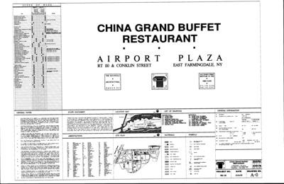 China Grand Buffet Restaurant