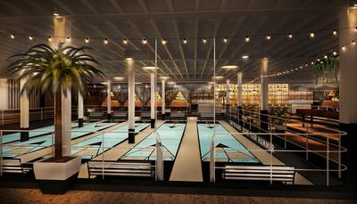 The Royal Palms Shufflboard Club