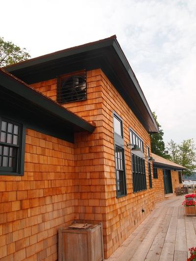 Tuxedo Club Boathouse