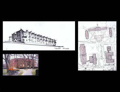 H2L2 (Feasibility Study) Bucknell University Art Building Extension, Lewisburg, PA
