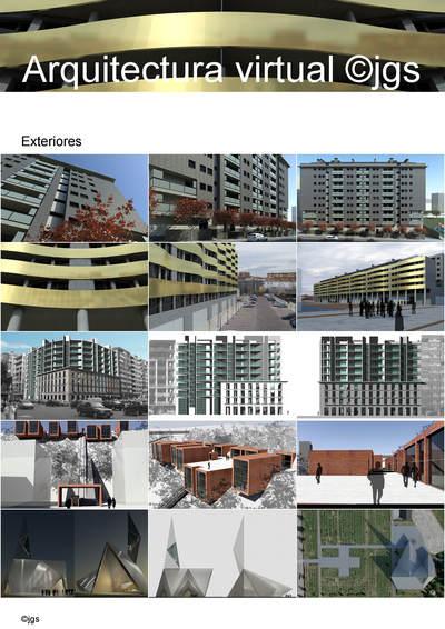 Render. Arquitectura virtual