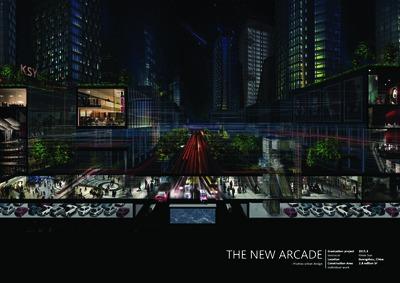 THE NEW ARCADE