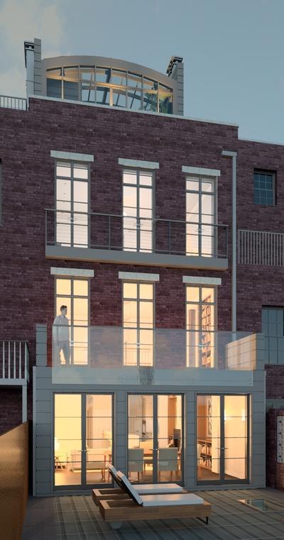 Townhouse Renovation