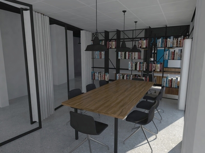 Instore's offices Contest
