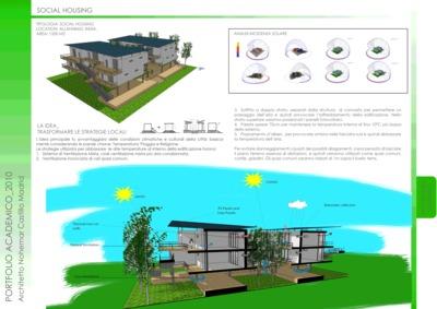 Master on Sustainable architecture workshops