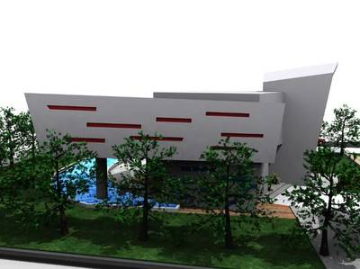 Architectural school - Various projects