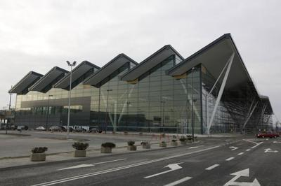 Lech Walesa International Airport Second Terminal