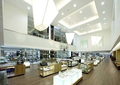 Kitchen and Tableware Shop in Lotte Department Store
