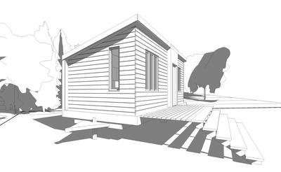 Tiny House Yestermorrow