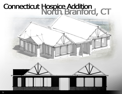 Connecticut Hospice Addition