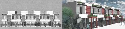Residential Row Housing