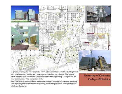 University of Cincinnati Care/Crawley Building