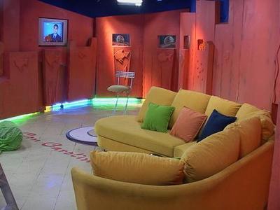 ORBIVISIÓN TV. scenarios design.