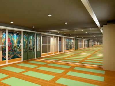 Yoga Class Room