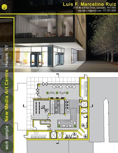 New Media Art Centre