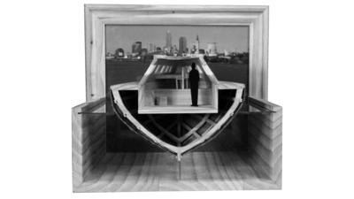 Cleveland Sailboat