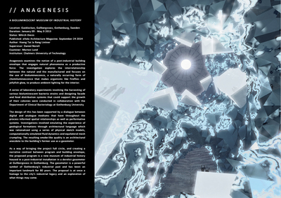 Anagenesis