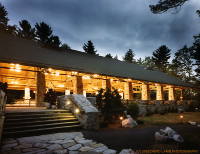 The Pavilion at Mohonk Mountain House