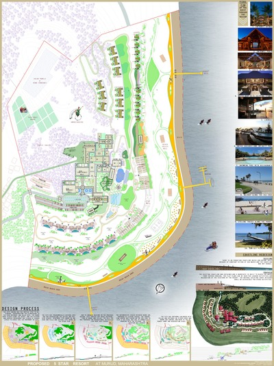 5 Star Resort and Convention Centre Proposal