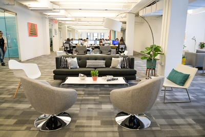 New York Office Design