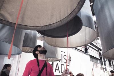 Exhibition design in Milan Design Week