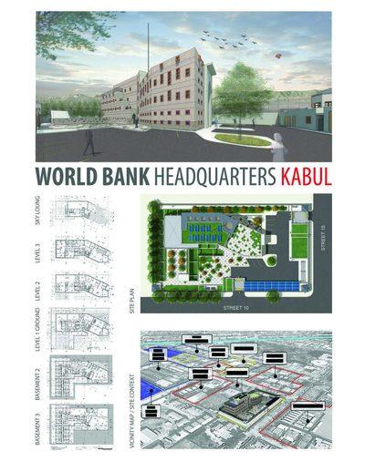 WB Headquarters Kabul
