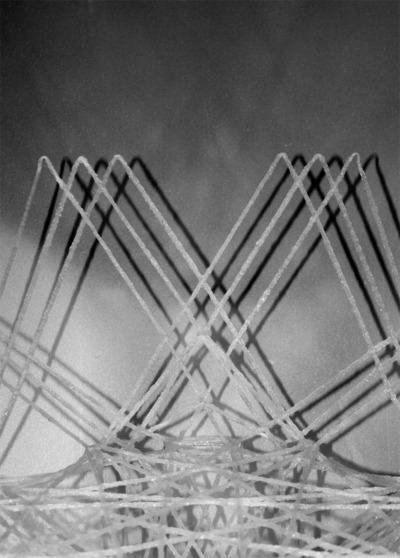 Fiberglass Rope Chair