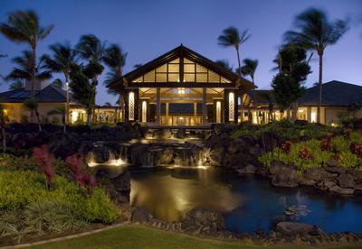 Waikoloa Kings' Land Clubhouse