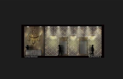 Bar/ Restaurant Interior