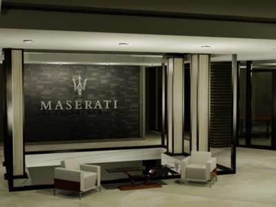 Maserati Corporate Headquarters