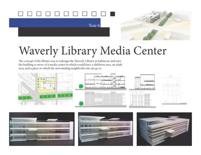 Waverly Library Media Center