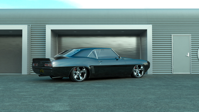 Late 60's Muscle