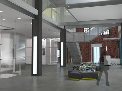 The Powerhouse School of Architecture