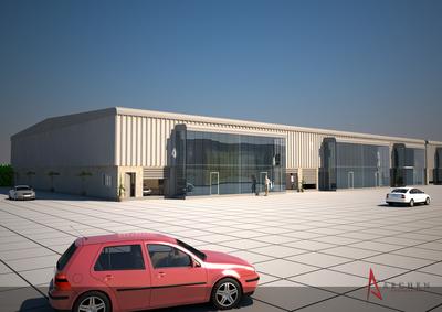 Industrial - Enoc warehouses Jable Ali