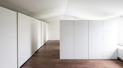 Attic - loft renovation in Cremona