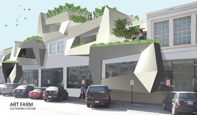 Arts Lofts and Urban Farming