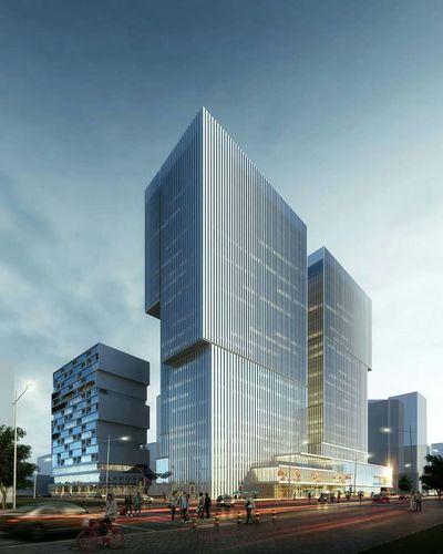 Taiyuan Tower Fengrut ++ by HENN Architekten [great work]