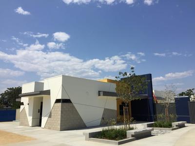 El Monte Unified School District - Athletic Facilities