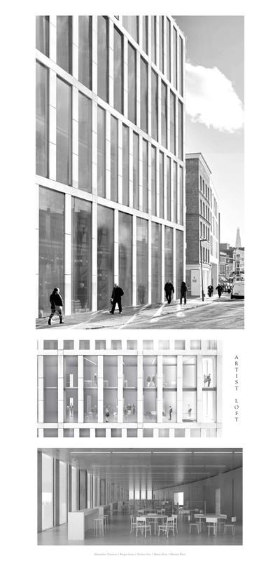 ARTIST LOFT | ARCHITECTURE TECHNOLOGY